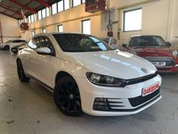 USED 2016 16 VOLKSWAGEN SCIROCCO 2.0 GT TDI BLUEMOTION TECHNOLOGY 2d 150 BHP