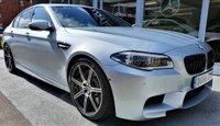 2017 BMW M5 4.4 M5 4d AUTO 567 BHP £34995.00