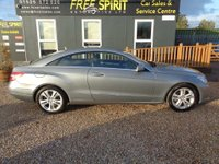 USED 2012 61 MERCEDES-BENZ E CLASS 2.1 E220 CDI BlueEFFICIENCY SE Edition 125 7G-Tronic Plus (s/s) 2dr Full Mercedes History-2 Owners