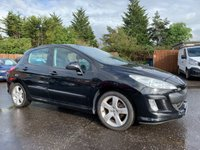 2009 PEUGEOT 308 1.4 S 5d 94 BHP LOW MILEAGE WITH 7 SERVICE STAMPS £2500.00