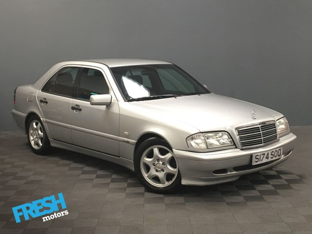 USED 1998 MERCEDES-BENZ C CLASS 1.8 C180 SPORT  * 0% Deposit Finance Available