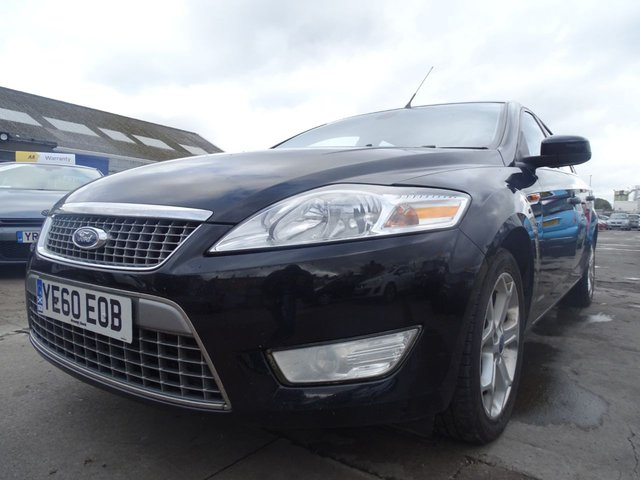 USED 2010 60 FORD MONDEO 2.0 TITANIUM TDCI 5d 161 BHP VERY HIGH SPEC CAR