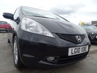 USED 2010 10 HONDA JAZZ 1.3 I-VTEC EX FULL MAIN DEALER SERVICE