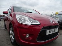 USED 2011 11 CITROEN C3 1.4 CONNEXION HDI 5d LOW TAX £20 FOR YEAR