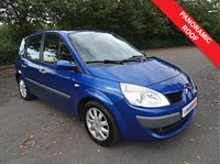 USED 2007 07 RENAULT SCENIC 1.6 DYNAMIQUE VVT 5d 111 BHP