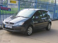 USED 2007 07 FORD C-MAX 1.6 C-MAX STYLE 5d 113 BHP