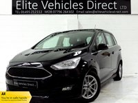 USED 2016 66 FORD GRAND C-MAX 1.5 ZETEC TDCI 5d AUTO 118 BHP