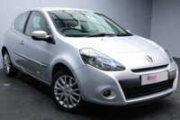 "USED 2011 11 RENAULT CLIO 1.1 DYNAMIQUE TOMTOM 16V 3d 75 BHP 16""ALLOYS+FULL SERVICE HISTORY+CRUISE CONTROL+TINTED GLASS"