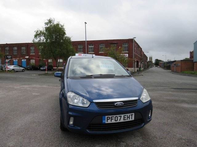 USED 2007 07 FORD C-MAX 1.8 ZETEC 5d 116 BHP A GREAT FAMILY CAR