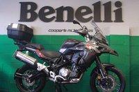 USED 2018 68 BENELLI TRK 500cc TRK 502 X