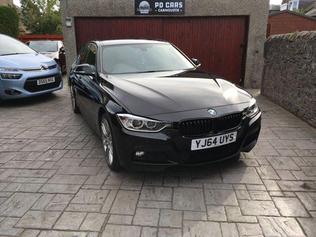 2014 BMW 3 SERIES 2.0 320D XDRIVE M SPORT 4d AUTO 181 BHP