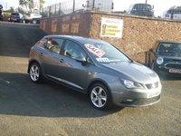 2014 SEAT IBIZA 1.4 TOCA 5d 85 BHP £4450.00
