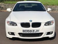 USED 2010 59 BMW 3 SERIES 2.0 320D M SPORT 2d AUTO 175 BHP