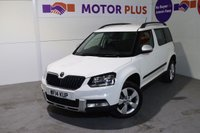 USED 2014 14 SKODA YETI 2.0 OUTDOOR SE TDI CR 5d 109 BHP