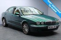 USED 2004 54 JAGUAR X-TYPE 2.5 V6 SE 4d 195 BHP MOT until 29 April 2020