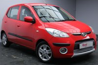 USED 2009 59 HYUNDAI I10 1.2 COMFORT 5d 77 BHP 2 OWNERS+ALLOYS+AIR CON+MP3