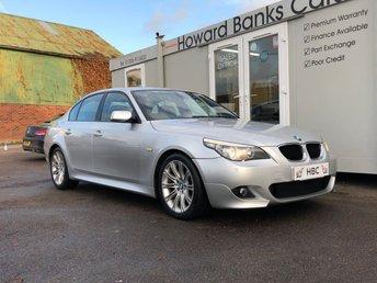 2009 BMW 5 SERIES 2.0 520D M SPORT 4d 175 BHP £5495.00
