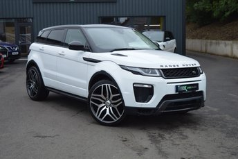 View our LAND ROVER RANGE ROVER EVOQUE