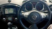 USED 2016 67 NISSAN JUKE 1.6 TEKNA XTRONIC 5d AUTO 117 BHP HEATED LEATHER SEATS!