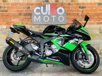 2016 KAWASAKI ZX-6R KRT Performance Edition £7290.00