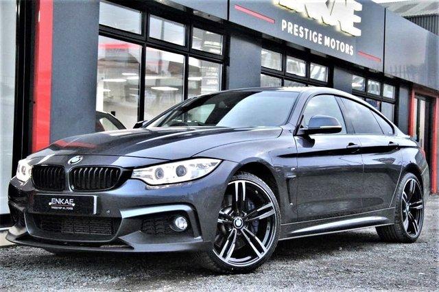 2015 15 BMW 4 SERIES 3.0 435D XDRIVE M SPORT GRAN COUPE MASSIVE SPEC OPTION
