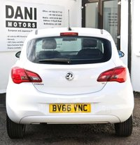 USED 2016 66 VAUXHALL CORSA 1.4 i ecoFLEX Limited Edition 3dr 1 OWNER*HEATED SEATS*BLUETOOTH