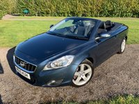 USED 2010 10 VOLVO C70 2.0 D SE 2d 136 BHP Full Volvo History Cambelt Replaced Recent Volvo Service Fully Documented Volvo Main Dealer Service History, Cambelt Replaced 2018, Recent Volvo Service, Fastidiously Maintained, Heated Seats, Parking Sensors, Bluetooth Handsfree, Hardtop Convertible, Climate Aircon, Full Carpet Mat Set, Power Fold Mirrors, X4 Elec Windows, Elec Mirrors, Auto Lights On, Auto Wipers, Alloys, Cd/Stereo/Aux In Socket, Drives Superbly, Very Very Straight + Clean And Tidy Example, huge File Of Volvo Service Reciepts And Old MOts, You Will Not Find a Better Example, Also Yo