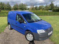 USED 2007 07 VOLKSWAGEN CADDY 2.0 C20 SDI 68 BHP A/C Full Service History, Deadlocks, Tidy Van Ready For Work Full Service History, MOT 10/20, Recently Serviced, Aircon, Electric Windows, Parking Sensors, Cd/Stereo, Deadlocks, Bulkhead, Rear Window Security Guards +Windows Tinted, Fastidiously Maintained, This Van Is In Superb Order Inside And Out And Drives Absolutely Spot On You Will Not Be Dissapointed!!