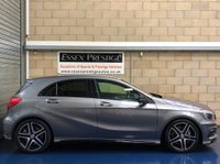 USED 2013 63 MERCEDES-BENZ A CLASS 2.0 A45 AMG Hatchback 5dr Petrol 7G-DCT 4MATIC (161 g/km, 360 bhp) +FULL SERVICE+WARRANTY+FINANCE
