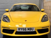 USED 2016 66 PORSCHE 718 2.0T Coupe 2dr Petrol Manual (s/s) (300 ps) +FULL SERVICE+WARRANTY+FINANCE