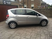USED 2011 61 MERCEDES-BENZ A CLASS 1.5 A160 CLASSIC SE 5d AUTO 95 BHP 1 OWNER. FULL MERC HISTORY. LOW MILES. AUTOMATIC