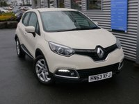 USED 2013 63 RENAULT CAPTUR 1.5 DYNAMIQUE MEDIANAV ENERGY DCI S/S 5d