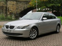 USED 2008 58 BMW 5 SERIES 3.0 530D SE 4d 232 BHP