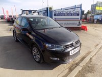 USED 2014 VOLKSWAGEN POLO MATCH EDITION