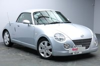 USED 2009 59 DAIHATSU COPEN 1.3 ROADSTER 2d 86 BHP ALLOYS+LEATHER+HEATED SEATS+AIR CON+AUX