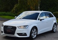USED 2015 65 AUDI A3 1.4 TFSI SPORT 5d 124 BHP ** PART EXCHANGE WELCOME** **PCP FINANCE AVAILABLE**