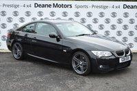 USED 2011 11 BMW 3 SERIES 3.0 330D M SPORT 2d 242 BHP