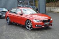 USED 2012 61 BMW 3 SERIES 2.0 320D SPORT 4d 184 BHP