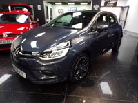 USED 2018 18 RENAULT CLIO 0.9 DYNAMIQUE S NAV TCE 5d 89 BHP