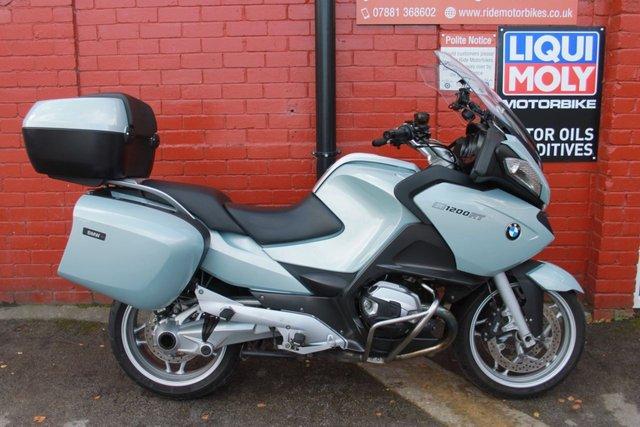2010 10 BMW R1200RT