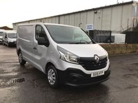 USED 2015 15 RENAULT TRAFIC 1.6 SL27 BUSINESS DCI L1H1 115 BHP
