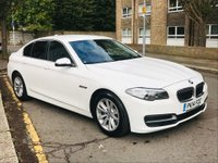 USED 2014 14 BMW 5 SERIES 2.0 520d SE 4dr FSH,DIGITAL CLUSTER,WIDESCREEN
