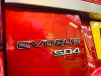 USED 2012 62 LAND ROVER RANGE ROVER EVOQUE 2.2 SD4 Pure Tech AWD 5dr GLASSROOF+GLOSSBLACK18S+SATNAV