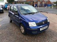 2009 FIAT PANDA 1.1 ACTIVE ECO 5d 54 BHP £SOLD