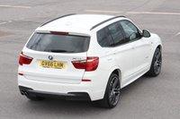 USED 2016 66 BMW X3 XDRIVE35D M SPORT 5d AUTO 313 BHP