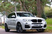 2016 BMW X3 XDRIVE35D M SPORT 5d AUTO 313 BHP £SOLD