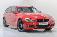 USED 2016 16 BMW 3 SERIES 2.0 320I XDRIVE M SPORT TOURING 5d AUTO 181 BHP