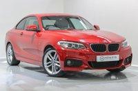USED 2016 66 BMW 2 SERIES 2.0 220I M SPORT 2d AUTO 181 BHP