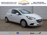 USED 2016 16 VAUXHALL CORSA 1.3 CDTI ECOFLEX S/S 95 BHP One Owner Service History DAB Buy Now, Pay Later Finance!