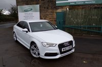 USED 2014 63 AUDI A3 2.0 TDI S LINE 4d 148 BHP FULL Service History With 6 Services